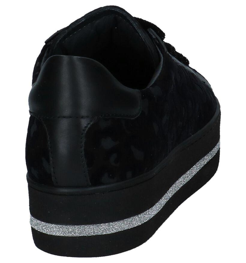 Maripé Baskets basses en Noir en daim (230569)