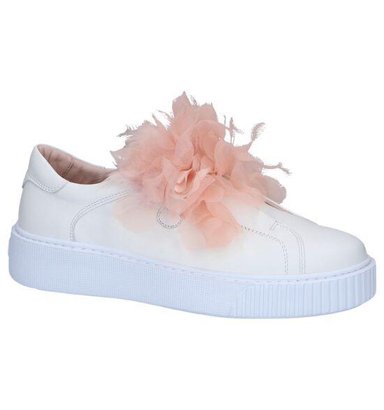 Tosca Blu Chaussures slip-on en Blanc