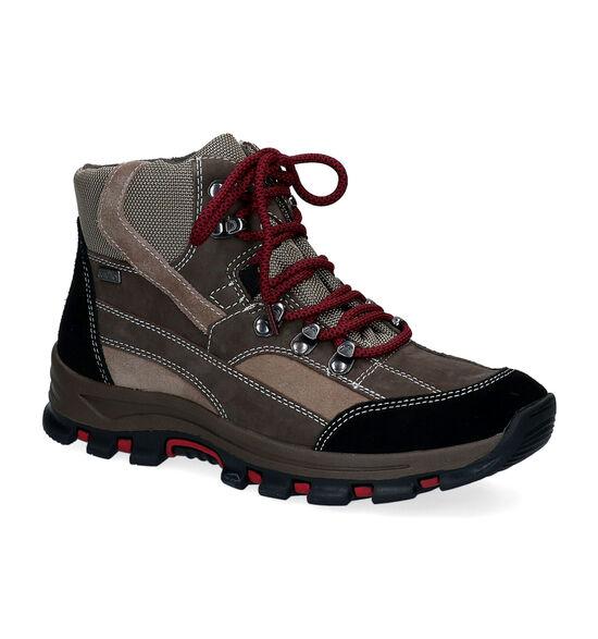 Jana Chaussures de randonnée en Marron