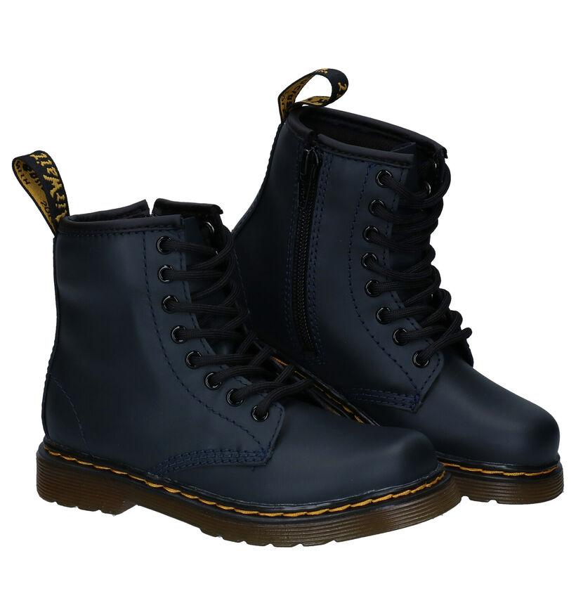Dr. Martens 1460 Zwarte Boots in leer (253316)