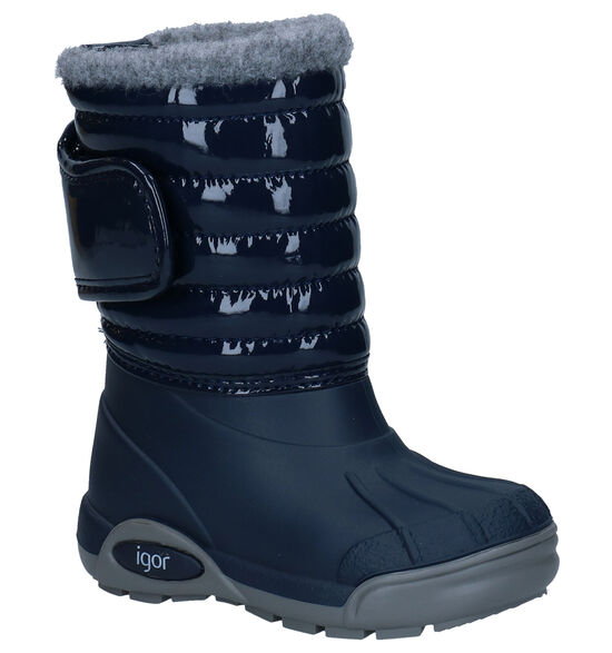 Igor Blauwe Snowboots