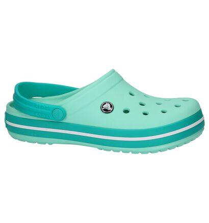 Crocs Nu-pieds  (Bleu foncé), Turquoise, pdp