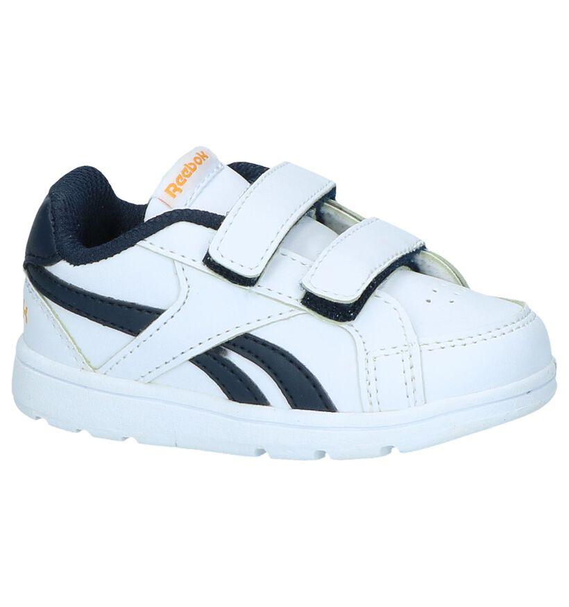 Reebok Royal Prime Witte Sneakers in kunstleer (221677)
