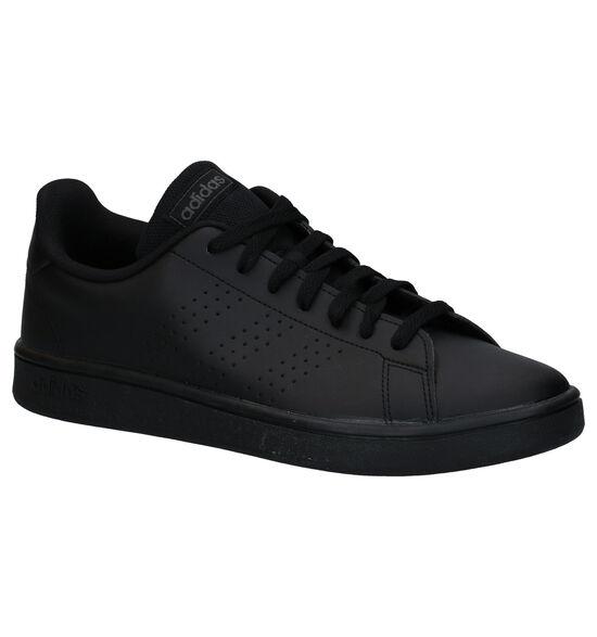 adidas Advantage Base Zwarte Sneakers