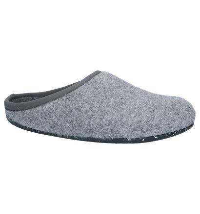 Camper Grijze Pantoffels in stof (256030)