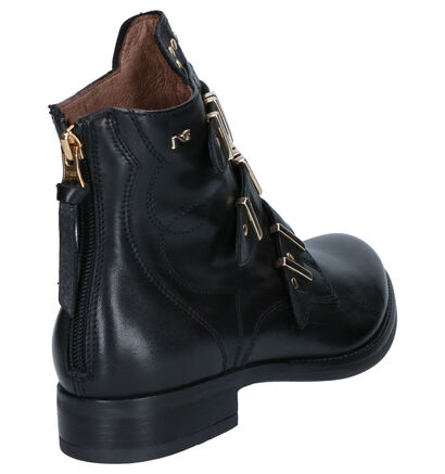 NeroGiardini Zwarte Boots in lakleer (262494)