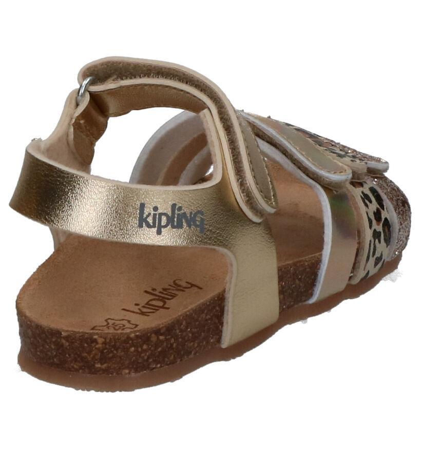 Kipling Sandales en Or en simili cuir (273162)