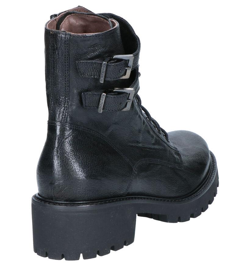 NeroGiardini Zwarte Boots in leer (259788)
