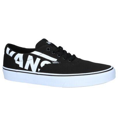 Blauwe Skateschoenen Vans Doheny , Zwart, pdp