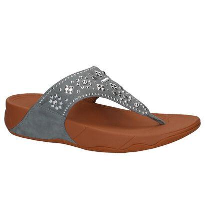 FitFlop Nu-pieds à talons  (Gris), Gris, pdp