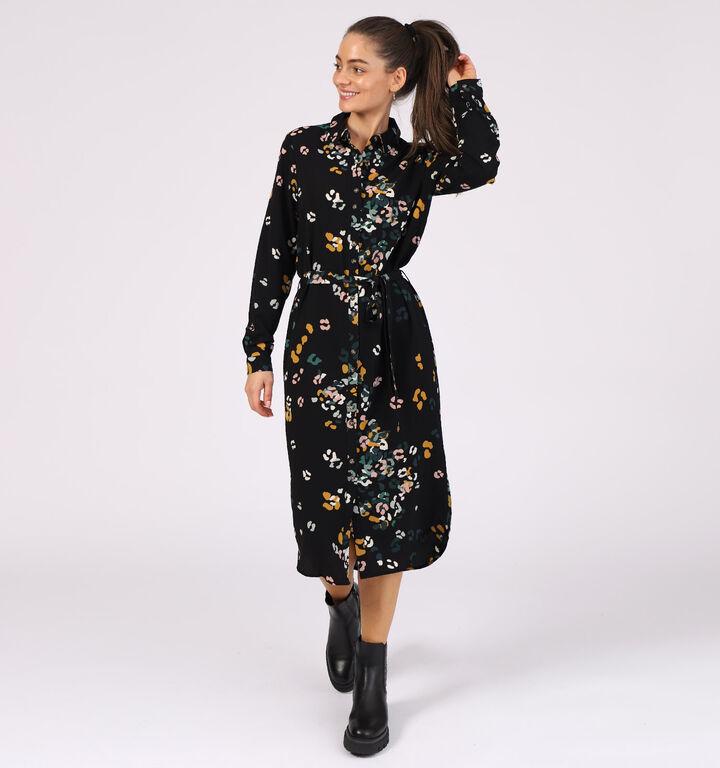 Vero Moda Zwart Kleed