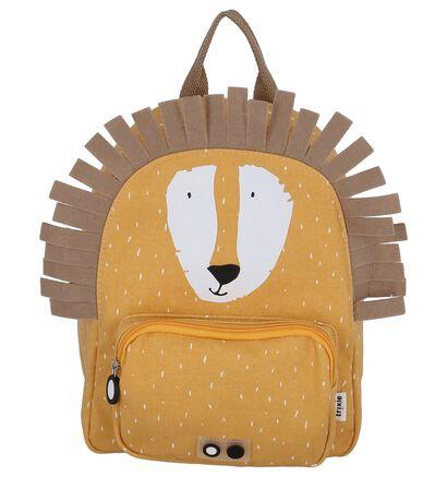 Trixie Mr. Lion Oranje Rugzak in stof (265814)