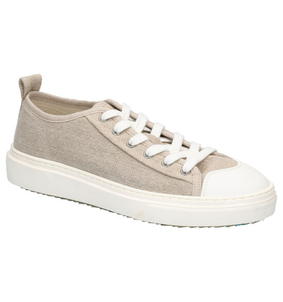 ZOURI Mahi Mahi Taupe Sneakers