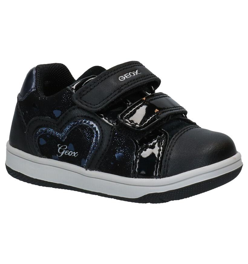Geox Chaussures pour bébé  en Noir en nubuck (278281)