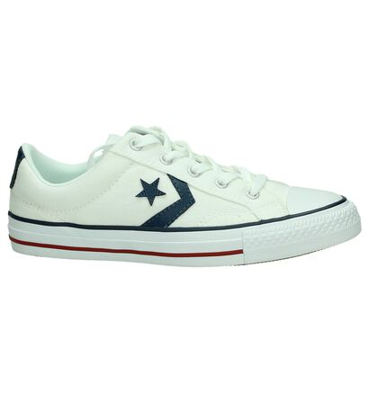 Witte Lage Converse Cons Star Player Sneakers, Wit, pdp