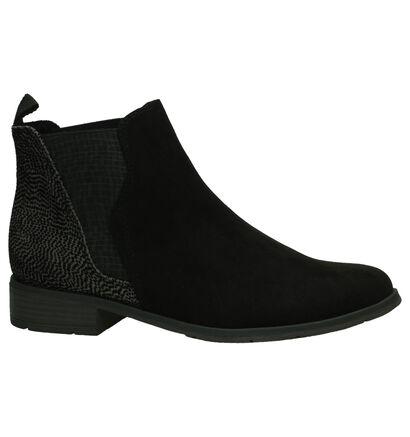Chelsea Boots Zwart Marco Tozzi, Zwart, pdp