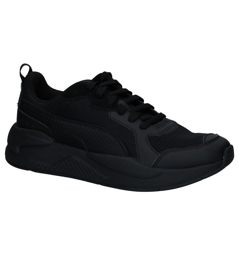Puma X-Ray Zwarte Sneakers in kunstleer (276739)