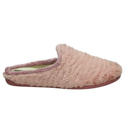 Grijze Pantoffels Koyuk, Roze, pdp