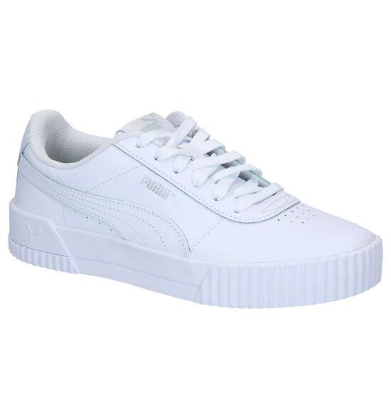 Puma Carina Baskets en Blanc