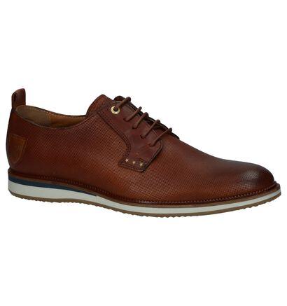 Pantofola d'Oro Chaussures habillées en Cognac en cuir (240869)