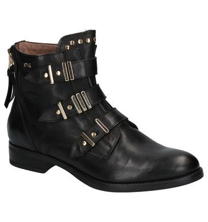 NeroGiardini Bottines en Noir en cuir (255319)