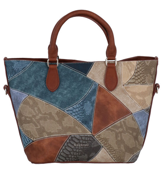 Desigual Multicolor Shopper