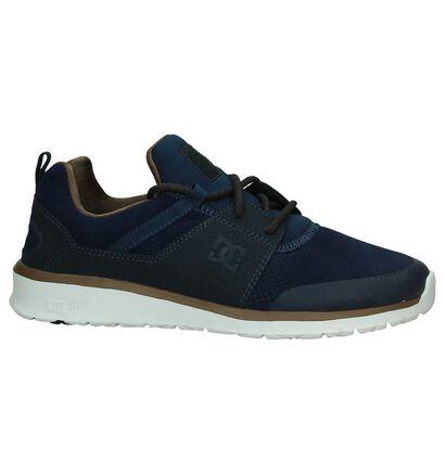 DC Shoes Baskets basses  (Beige foncé), Bleu, pdp