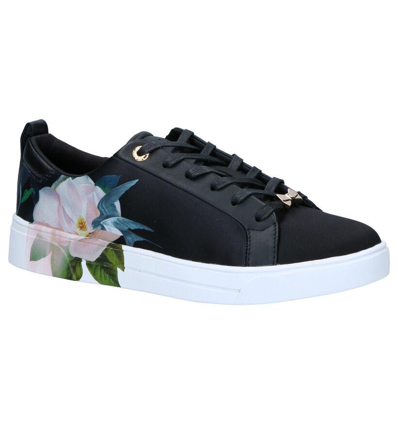 Ted Baker Chaussures à lacets en Noir en cuir (253996)