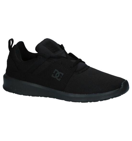 DC Shoes Heathrow Zwarte Sneakers