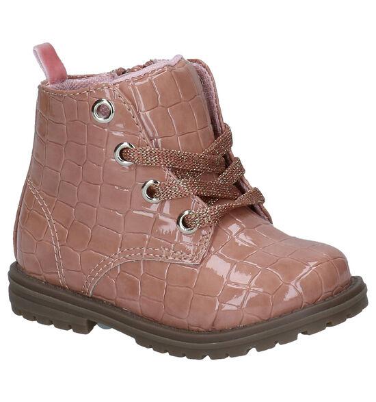 Bumba Roze Babybottines