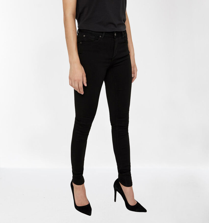 Vero Moda Jeans Skinny Fit en Noir - Longueur 32 inch (284041)