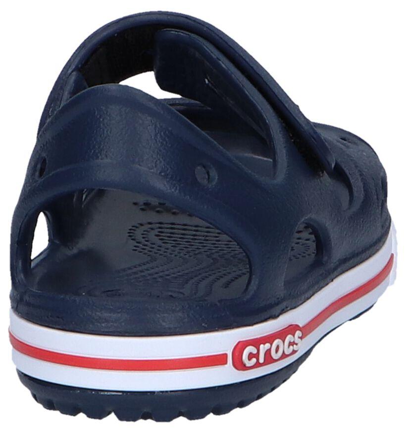 Crocs Crocband Blauwe Watersandalen in kunststof (269665)