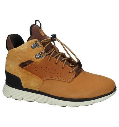 Timberland Killington Hiker Chaussures hautes en Bleu en daim (254737)