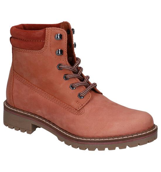 Dazzle Oranje Boots