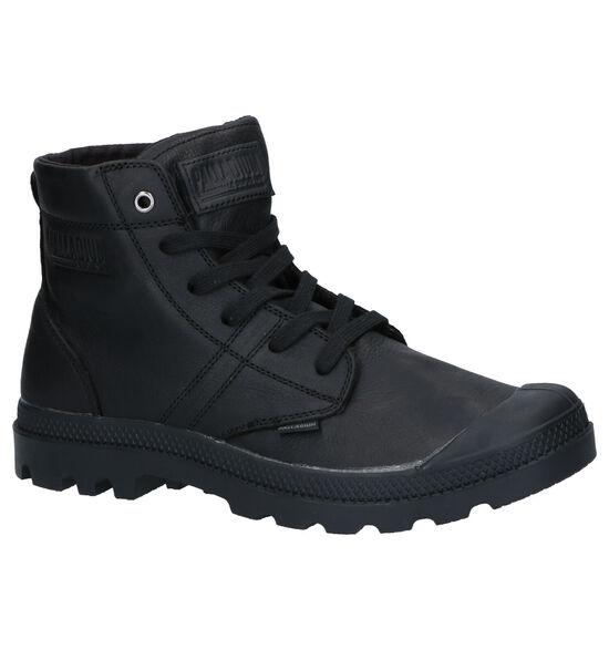 Palladium Zwarte Boots