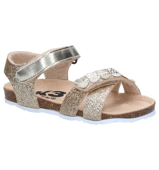 K3 Sandales en Or
