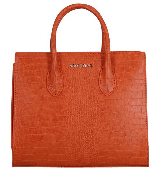 Valentino Handbags Summer Memento Oranje Handtas