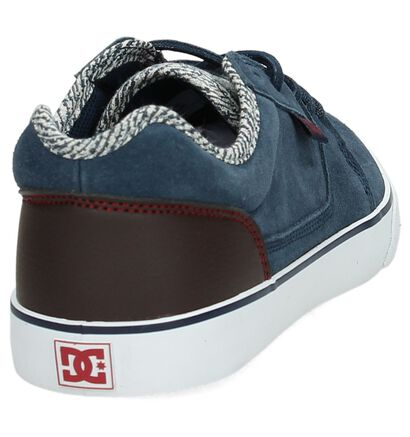 DC Shoes Tonic Sneaker Donkerblauw, Blauw, pdp