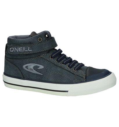O'Neill Baskets hautes en Bleu foncé en imitation cuir (224224)