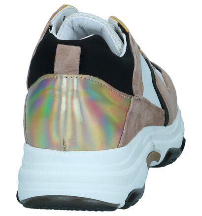 Multicolor Sneakers Hampton Bays in daim (263832)