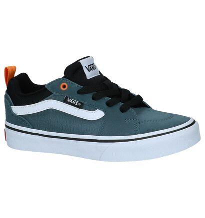 8b1190e2dee56c Vans Filmore Donker Grijze Skateschoenen