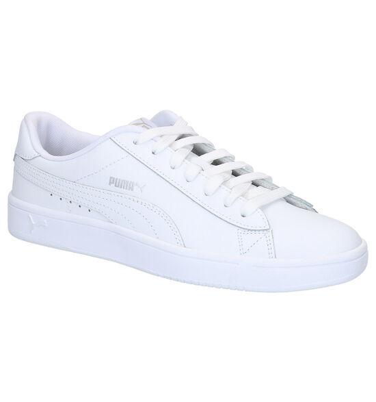 Puma Court Breaker Witte Sneakers