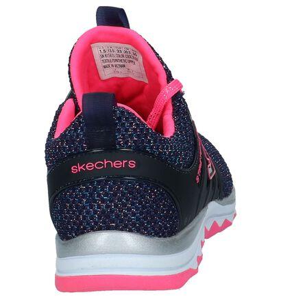 Sportieve Sneakers Skechers Donker Blauw in stof (214983)