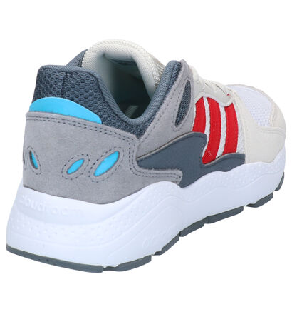 adidas Crazychaos Sneakers en Noir en daim (264891)