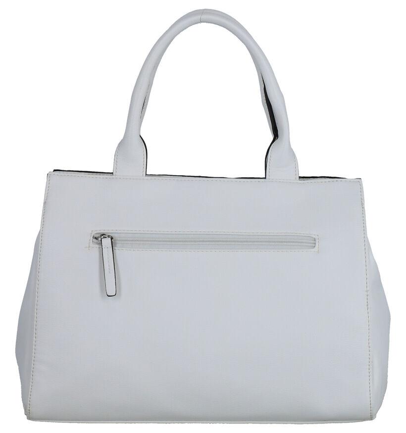 Gabor Isabel Sac à Main en Blanc en simili cuir (270463)
