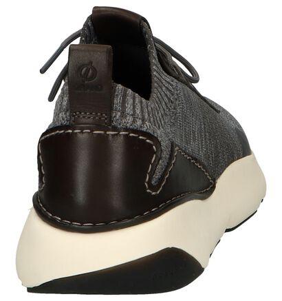 Cole Haan Baskets basses en Gris foncé en textile (240725)