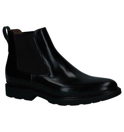 Chelsea Boots Zwart NeroGiardini in leer (250218)