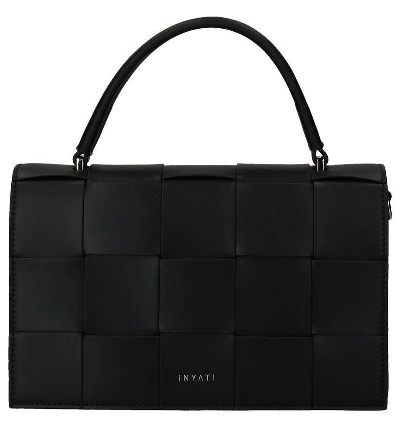Inyati Patti Sac à Main en Noir en simili cuir (284048)