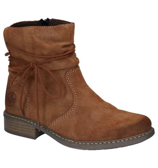 Rieker Cognac Boots
