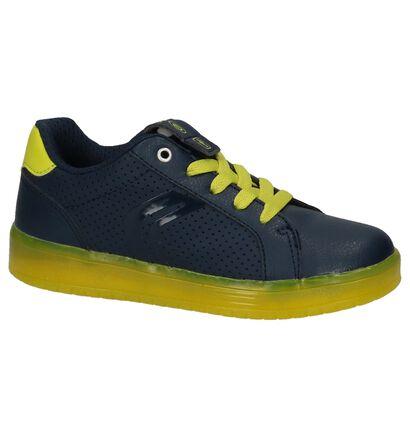 Geox Baskets basses  (Bleu foncé), Bleu, pdp